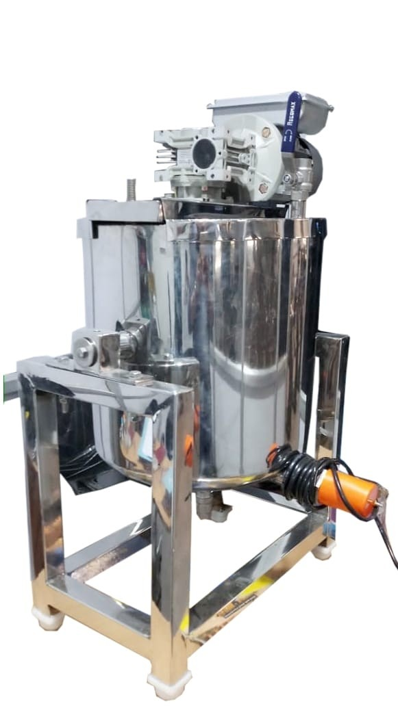 Electra 20 Tempering machine