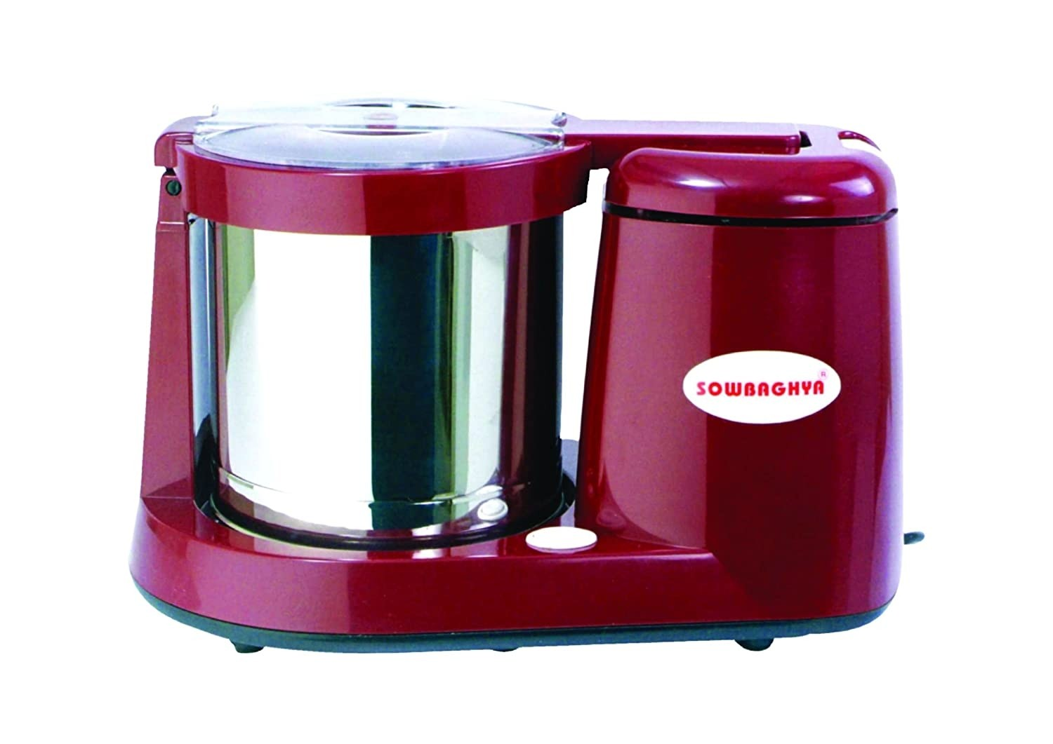 Sowbaghya Table Top Wet Grinder 1.25 Ltrs Sakthi