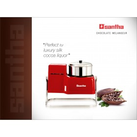 Santha 20 LBS Chocolate melanger with Speed Controller