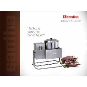 Santha 40 LBS Chocolate Melanger with Speed Controller